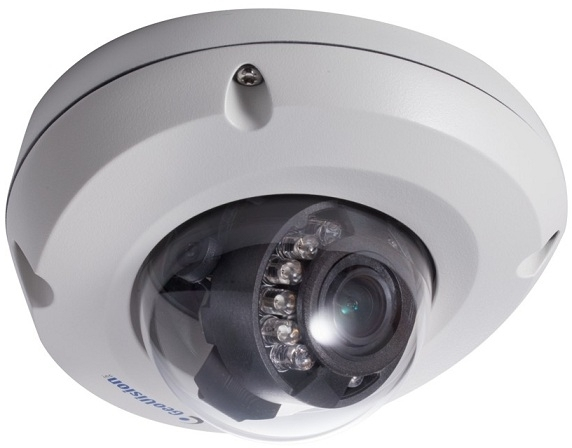 GV-EDR2700-0F - Kamera IP kopułkowa 2 MP PoE 2.8 mm